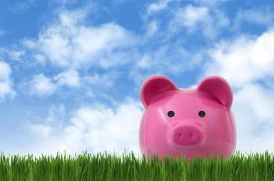 happiness piggy bank